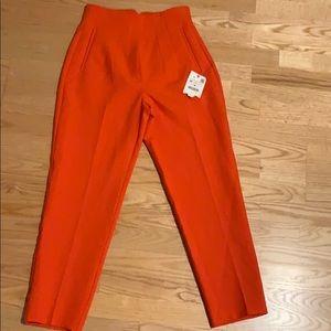 Zara high waist pants size M